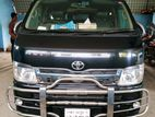 Hiace monthly Rent any place in Bangladesh
