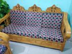 new sofa sell, 3/1-1 সাথে ফোম কাভার।