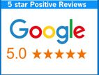 Google Business Review Services 5* Reviews Map
