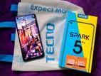 Tecno spark 5pro (Used)