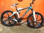 "26""Focus Alpha 3.0 Honda Rim Bicycle"