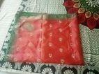 saree half silk