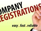 Private Limited Company Registration & legal services
