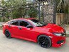 Honda Civic FC Turbocharged 2017