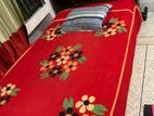 Regal Bed+Toshok(6.5 Feet/4.4 Feet)
