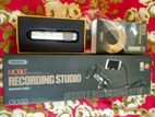 Remax original Ko2 microphone & mobile recording Studio