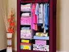 storage wardrobe 2 Layer