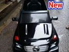 Children's Mercedes Benz car ride on electric motor