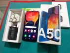 Samsung Galaxy A50 4/64, Blue (Used)