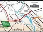 Buy 5 Katha Plot Near Dhanmondi.