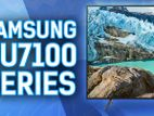Samsung 65 Inch RU7100 UHD 4K Smart LED TV Origin:Thailand