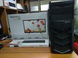 """Pc 19""""New Led 4Gb Ram 320Gb HDD 1Year"""