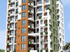 1050 sft 2 Bed Flat in Middle Badda