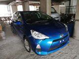 Toyota Aqua G Push Start 2014
