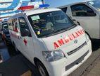 Toyota TownAce GL AMBULANCE OFFER 2015