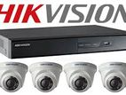 CCTV System 4 Channel (Full Package)