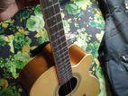 AXE Semi Electric Guitar