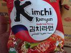 kimchi ramyun noodle 120 gm