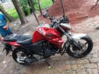 Yamaha FZS red 2019