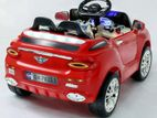 Rechargeable private car for Kid's