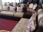 New design crown corner Sofa