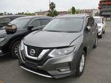 Nissan X-Trail Gray Metalic 2017