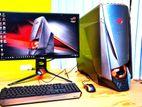 """New 120GB SSD Core i5™ Desktop Computer asus 20""""LED"""