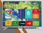 "40"" JVCO METAL BODY SOUNDBAR 1 GB RAM 4K PLAY LED TV"