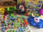 237 pieces baby toys together want to sale