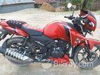 TVS Apache RTR motorbike 2021