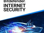 BitDefender Internet Security 2020 (1PC-1 Year)