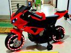 Baby R15 E-Bike Double x (battery, gear box, wheel lighting)