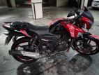 TVS Apache RTR motorcycle 2014