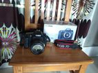 Canon 7D + 18-55mm 32gb CF card 120mbps