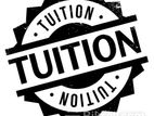 Tuition wanted class (3-8)+ ssc+hsc