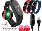 Smart Heart Health Fitness Digital Watch UK