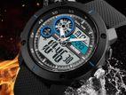 SKMEI New Men Sports 50M Waterproof Wristwatches 1361