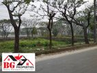 5 Katha North facing plot N Block Bashundhara R/A