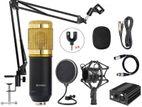 BM800 Condenser Microphone Combo Offer (Studio Setup)