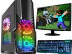 "Intel Core 3.00 GHz 2000GB & 4GB গ্রাফিক্স _LG 20"" LED"