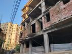 1300Sft Corner plot Lucrative apartment@Dhaka Cantonment ECB Chottor