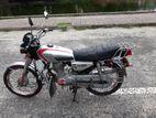 Honda CG125 Japan 1996