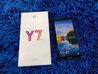Huawei Y7 pro 3/32 boxed (Used)