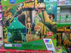 Jungle Book Tent Play House & 100 Balls