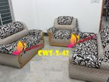 CWS-S-42 (2+2+1= 5 টি আসনের সোফা সেট)