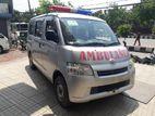 Toyota TownAce AMBULANCE 2015