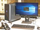 "20"" Dell Core 3 Intel HD 500GB + 4GB পিসি Computer Set"