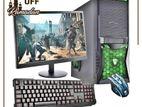 """Big Offer!! Core i5_Total Desktop Computer Asus 20"""" IPS LED"""