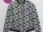 Winter printed jacket