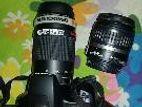 1000D Cannon Camera